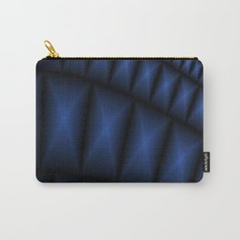 Fractal Toblerone Carry-All Pouch