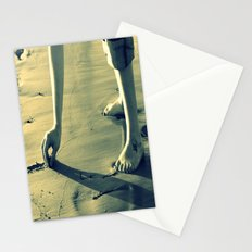 Girl on the Beach Stationery Cards