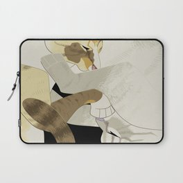Gourdie and Pumpkin Laptop Sleeve