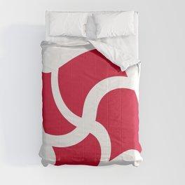 Flag of Denmark 5-danmark,danish,jutland,scandinavian,danmark,copenhagen,kobenhavn,dansk Comforters