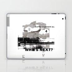 Who's Next? Laptop & iPad Skin