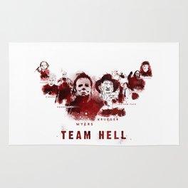Team Hell #2 Rug