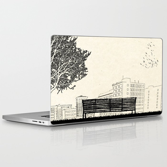 500 Days Of Summer Laptop IPad Skin By Martinlucas