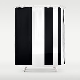 Graphic Art Shower Curtain