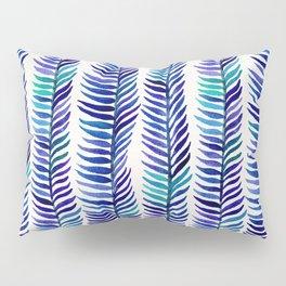 Indigo Seaweed Pillow Sham