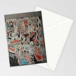 Urban art Stationery Cards