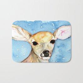 Hello, deer. Bath Mat