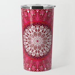CHERRY MANDALA Travel Mug