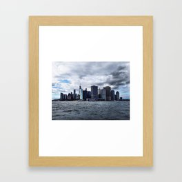 FiDi Framed Art Print