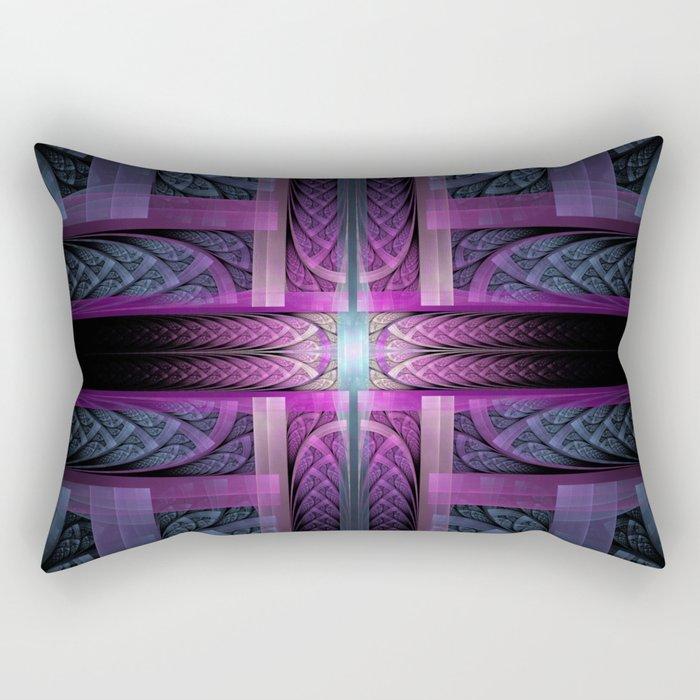 Guiding Light Rectangular Pillow