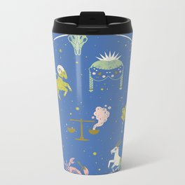 Strange Fortunes: Dreamscape Metal Travel Mug
