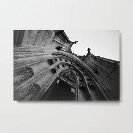 St Vitus Cathedral Metal Print