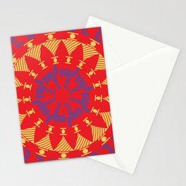 Arabian Tribal Stationery Cards