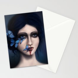 Nox Aeterna Stationery Cards