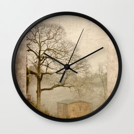 Old Roswell Mill Wall Clock