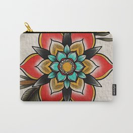 The flowers that be Carry-All Pouch