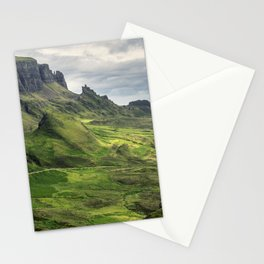 View of the Quiraing Stationery Cards