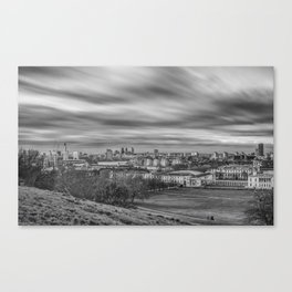 Greenwich View Canvas Print