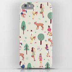 Nature Time iPhone 6 Plus Slim Case