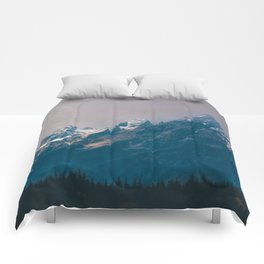 Magic Mountains Comforters