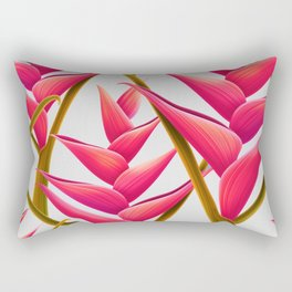 flowers fantasia Rectangular Pillow