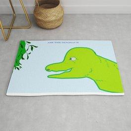 Abe The Dinosaur Rug