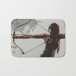 Tomb Raider 2 Bath Mat