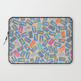 DUDE BEACH, by Frank-Joseph Laptop Sleeve