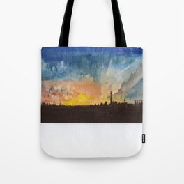 But I Was Imprisoned By God Tote Bag