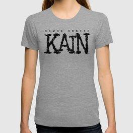 Demon Hunter Kain Black Logo T-shirt