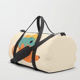 Being Lazy Duffle Bag