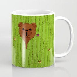 In The Prickly Bush Coffee Mug