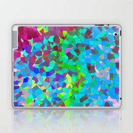 colourful abstract. Laptop & iPad Skin