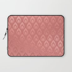 Rose Gold Drops Laptop Sleeve