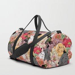 Because Bunnies Duffle Bag