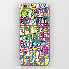 coca-cola iPhone & iPod Skin