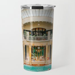 gellert bath house, budapest Travel Mug