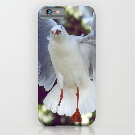 Peggy Gull iPhone & iPod Case