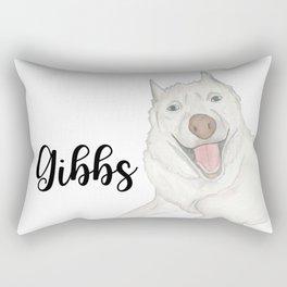 Gibbs Rectangular Pillow