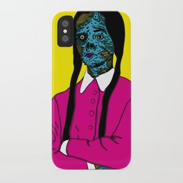 Merlina iPhone Case