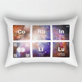 The 5th Element Rectangular Pillow