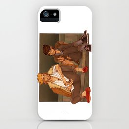 Fee and Kee Fashion Week iPhone Case