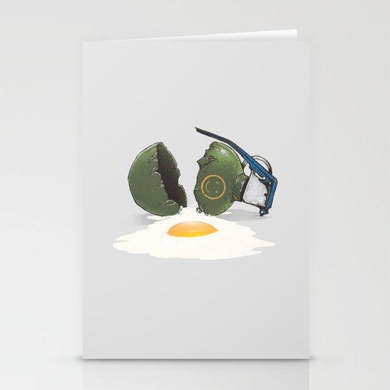 Eggsplosion Stationery Cards