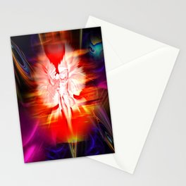 Heavenly apparition 5 Stationery Cards