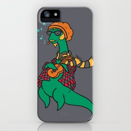 Hipster-Ness iPhone Case