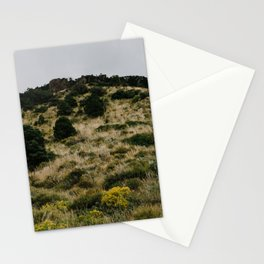 Hill of Green in Big Bend National Park, TX Stationery Cards