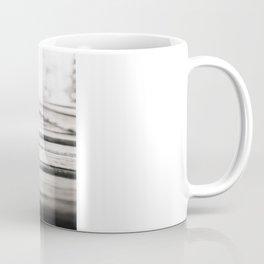 railroad flower  Coffee Mug