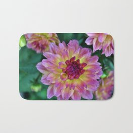 Beauty In The Garden Bath Mat