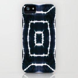 CASTLE OF GLASS - INDIGO iPhone Case