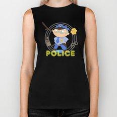 Police Biker Tank